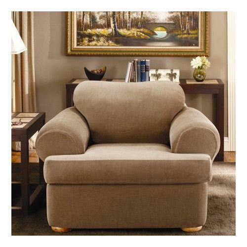 T Cushion Chair Slipcover Ebay