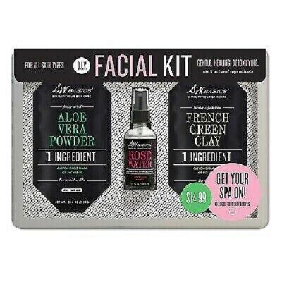 S.W. Basics Holiday Beauty Bath And Body Gift Sets - 10oz DIY Facial - Bath & Body Gift Sets
