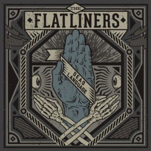 The Flatliners - Dead Language [New CD]