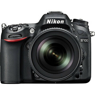 Nikon D7100 DSLR Camera with 18-105mm Lens!! BRAND NEW!!
