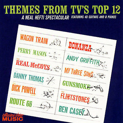 Neal Hefti   Themes From Tvs Top 12 New Cd