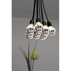 Zuo Modern Bosonic Ceiling Lamp - Black New in Box