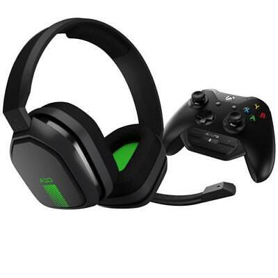 ASTRO A10 Gaming-Headset Kopfhörer PC Mac Xbox One schwarz + MixAmp Adapter M60  segunda mano  Embacar hacia Spain