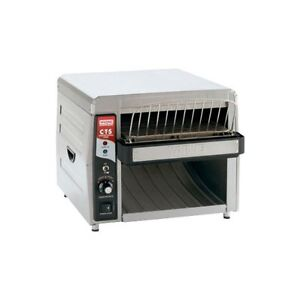 NEW WARING CONVEYOR TOASTER SYSTEM & 4 OTHER MODELS