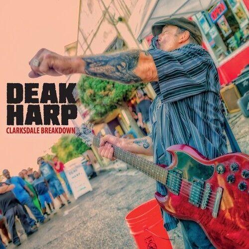 Deak Harp - Clarksdale Breakdown [New CD]