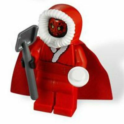 Lego Star Wars  Retired Darth Maul Advent 2012 Mini Figure 9509