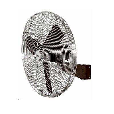 "30"" High Velocity Oscillating Wall Mount Fan - All Metal Com"