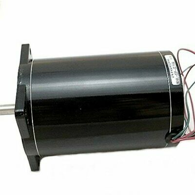 Nema34 Single Shaft 5.6a700oz-in Bipolar Stepper Motor