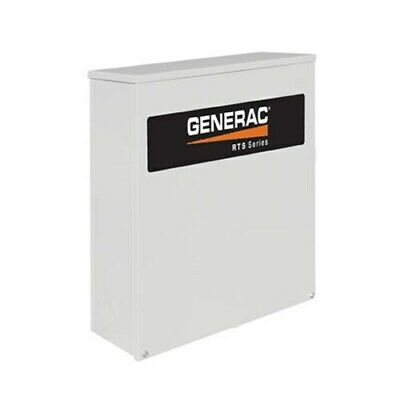 Generac 400-amp Automatic Transfer Switch 120208v