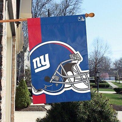 New York Giants 24 x 36 Bold Logo Banner Flag
