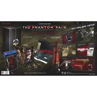 Metal Gear Solid V: The Phantom Pain Collector's Edition (PS4)