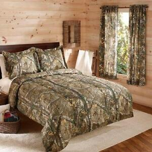 Camo Bedroom Set. Full Camo Comforter Set  eBay