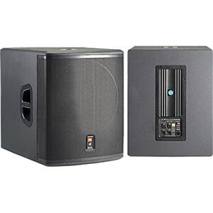 """PRX718S 18"""" Self Powered Subwoofer"""