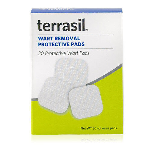 Terrasil Wart Removal Protective Pads - Protects Warts While