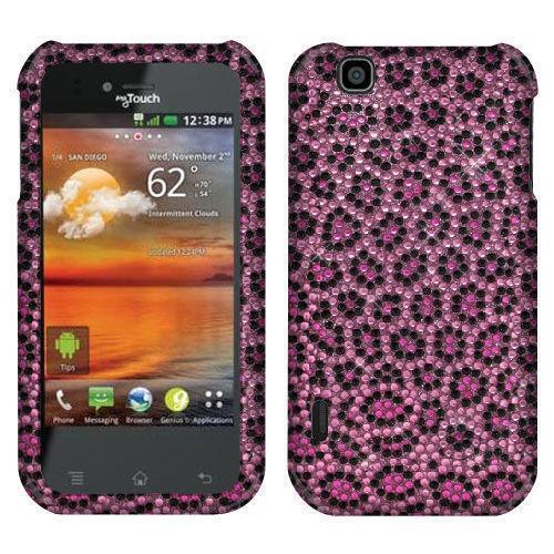 LG myTouch E739 Bling Case : eBay