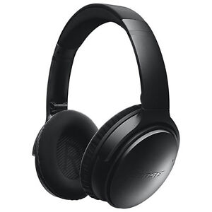 BOSE QC 35 NOISE CANCELING HEADPHONES