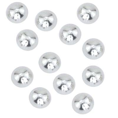Beadalon Silver Plated Memory Wire End Cap 3mm/12 Beads