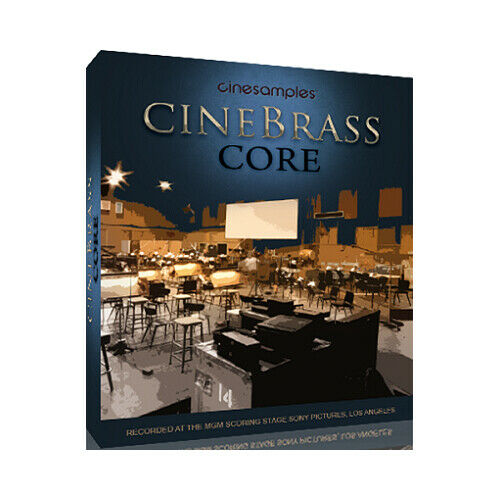 Cinesamples CineBrass CORE v1.8