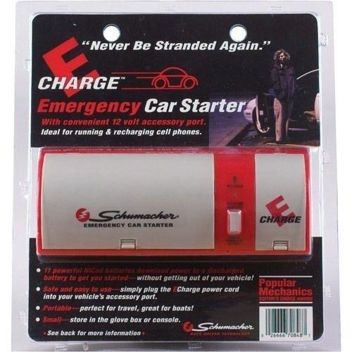 Schumacher® E-Charge Emergency Car Starter  EC-1300 Cigaret