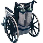 Wheelchair Oxygen Tank Holder