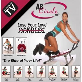 Ab Circle Pro Brand New in Box exercise equipment