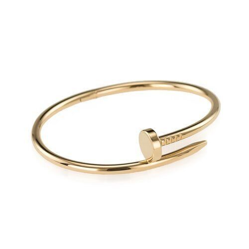 Cartier Yellow Gold 18k Juste Un Clou Bracelet In Tottenham