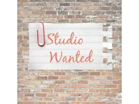 Studio Flat / 1 Bedroom Flat wanted