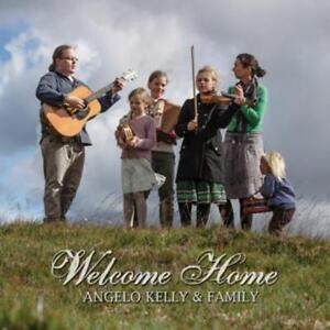Angelo Kelly & Family - Welcome Home. CD. - Deutschland - Angelo Kelly & Family - Welcome Home. CD. - Deutschland