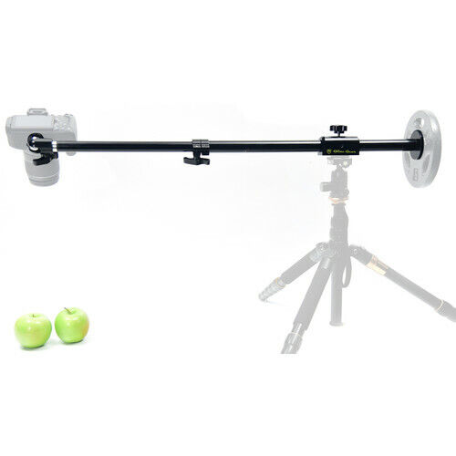 Glide Gear OH 50 Camera iPhone Tripod Photo Video Flat Lay Overhead Mount Stand