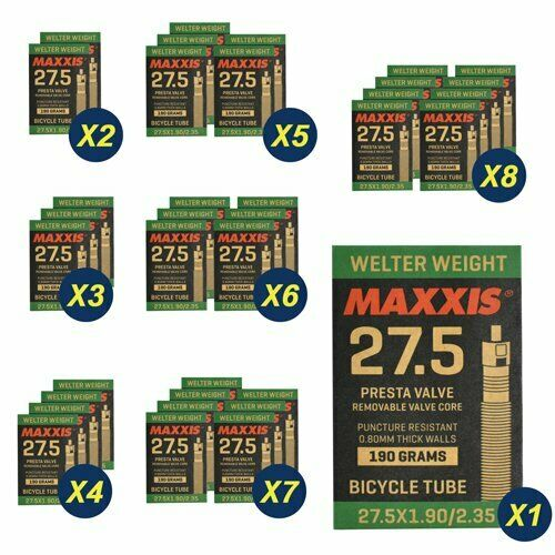 Maxxis welters Tube 26 x 2.2//2.5 Schrader