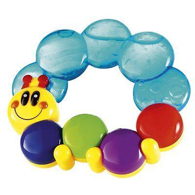 BABY-WALZ Beißring Baby-Zahnpflege NEU mehrfarbig