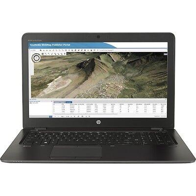 HP ZBook 15u G3 15.6  Touchscreen Mobile Workstation - 1920 x 1080 - Core i7 i7-