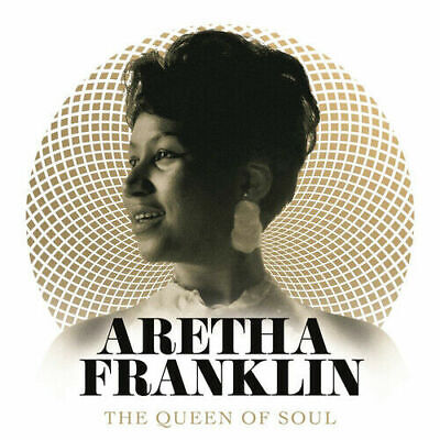 Aretha Franklin - The Queen of Soul [New & Sealed] 2 CDs
