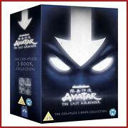 Avatar The Last Airbender DVD