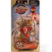 Power Rangers RPM Red