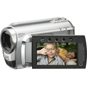 "New-JVC gz-mg630 2.7""Digital Camcorder /40X Optical Zoom/60GB"