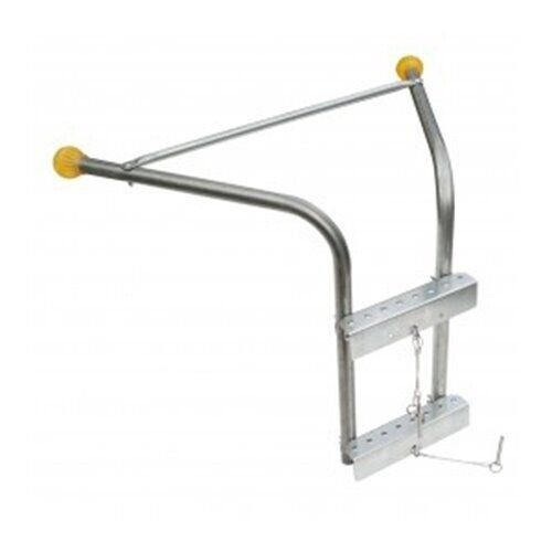 """Roof Zone 48589 - Ladder Stand Off Stabilizer 19"""" Max Standoff Distance"""