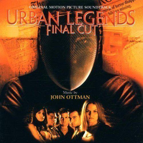 CD Soundtrack Album John Ottman Urban Legends Final Cut 2000 VSD-6179
