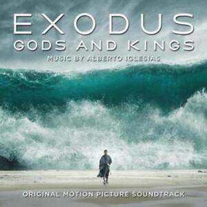 Alberto Iglesias - Exodus: Götter Und Könige    - CD NEU