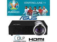 ASUS B1M LED Projector UEFA euro2020