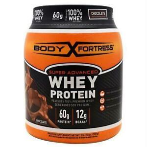 Body Fortress Super Advanced Gluten Free Chocolate Whey Prot