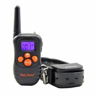 PETRAINER PET998N™ Rechargeable Dog Remote Training Collar