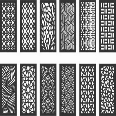 Dxf File Cnc Vector Dxf Plasma Router Laser Cut Dxf-cdr Files 12 Pattern