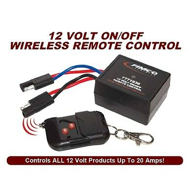 Fimco Industries 12 Volt Onoff Wireless Remote Control 7771938