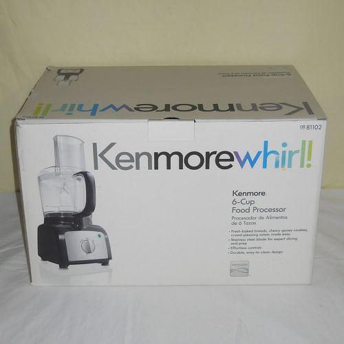 Kenmore Food Processor Ebay