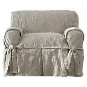 Linen Slipcover Chair