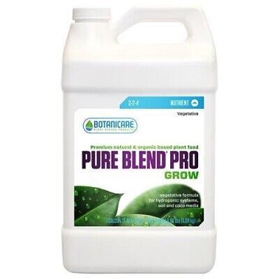 Botanicare Pure Blend Pro Grow- 3-2-4 - Gallon - Free And Discreet Shipping!