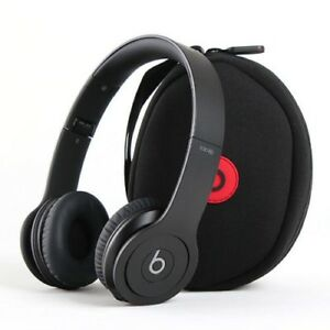 Beats by Dre Solo HD (wired) black