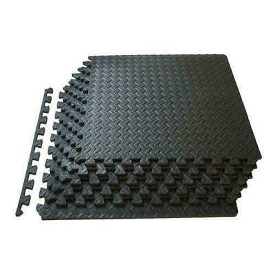 72~ 216 Sq Ft Interlocking EVA Foam Exercise Floor Mat Floor