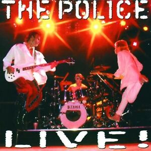 THE POLICE: Live! (2-cd set)